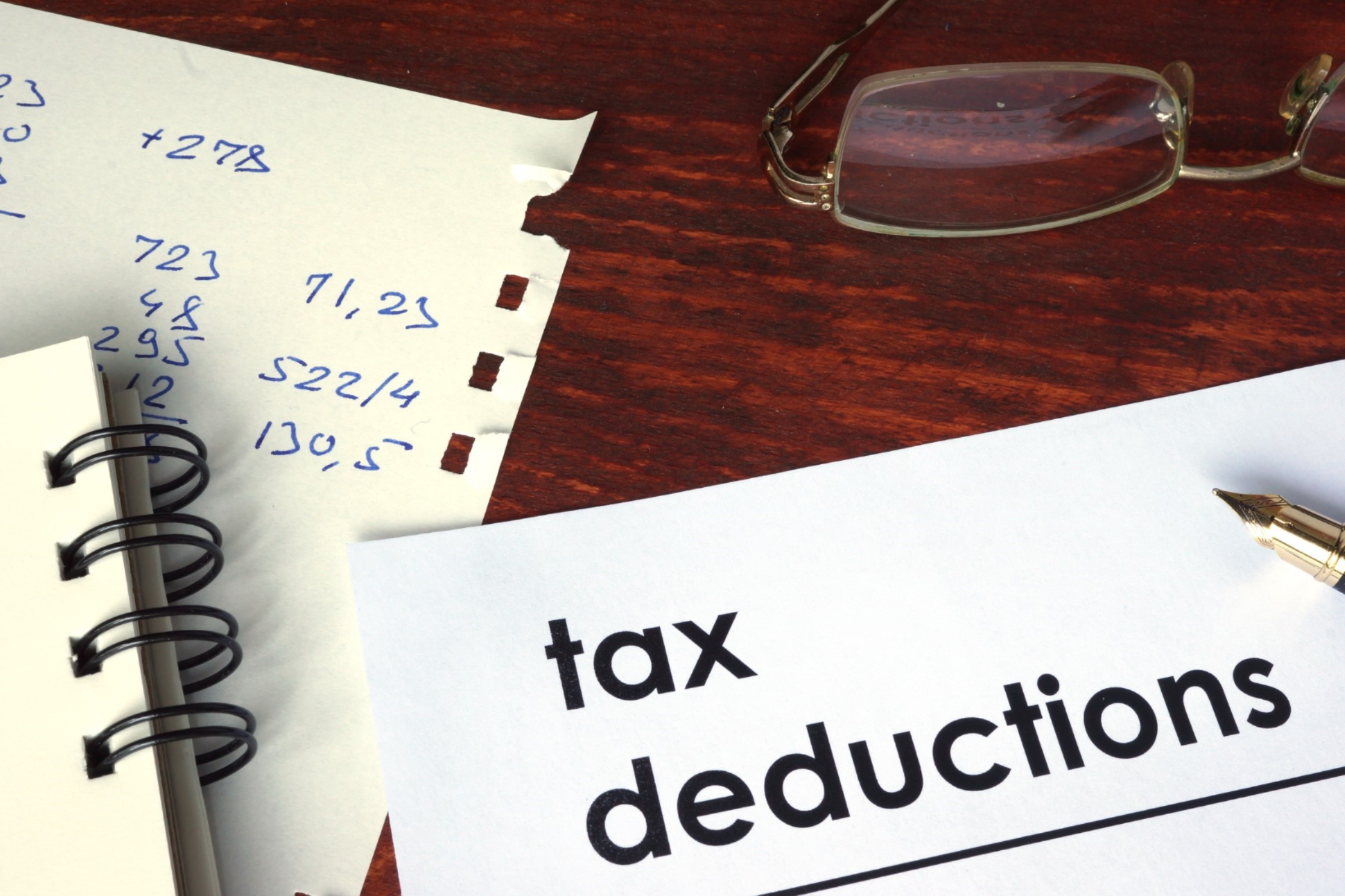 Frequently Asked Questions About Tax Deductions
